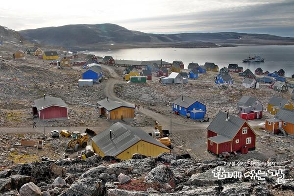 개발 광풍에 내몰린 북국의 얼음 땅2
