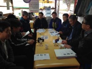 경주 방폐장 건설 비리 규탄 기자회견 3