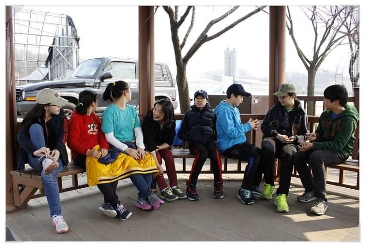 [성남] 청소년 수서곤충모니터링단, 탄천습지생태원의 생물들1