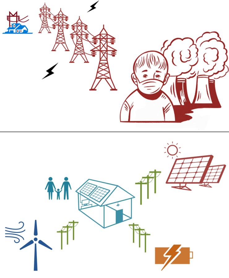 재생에너지 확대, 정부와 전력사에만 맡겨두지 말자