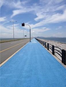 해양투기 자전거캠페인 청정원아  해양투기 세계 1위가 부끄럽니 5