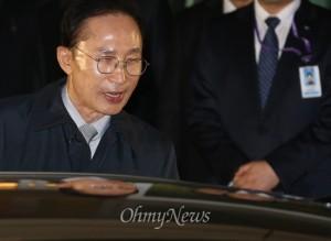 ▲ 이명박 전 대통령. ⓒ 남소연