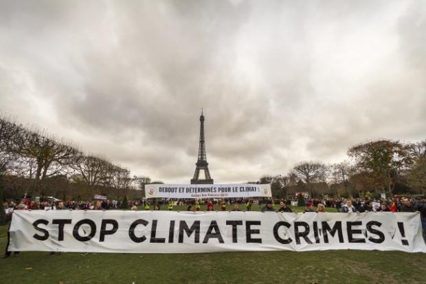 기후변화를 멈춰라1