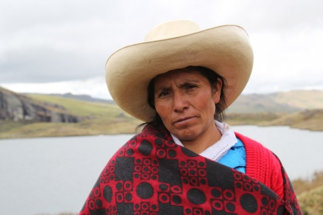 2016년 골드만 환경상 수상자 막시마 아쿠나 ⓒThe Goldman Environmental Prize