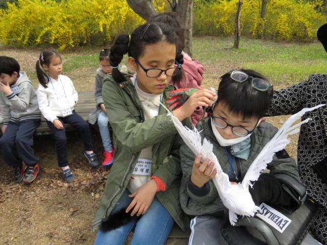 소리로 만나는 특별한 생태체험, 미사리 경정공원 ⓒ환경운동연합