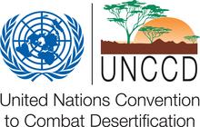 UNund UNCCD logo mit titel
