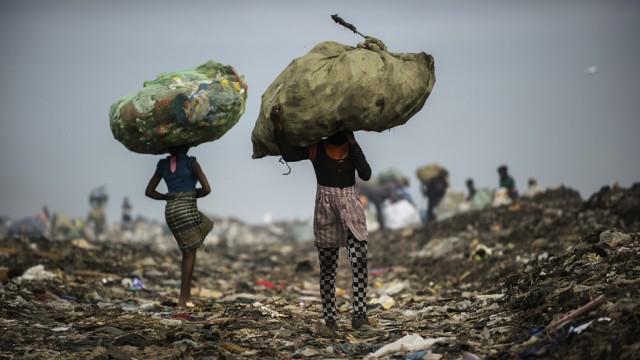 환경위기의 가장 큰 피해자인 가난한 이들 Copyrightⓒ. BBC NEWS
