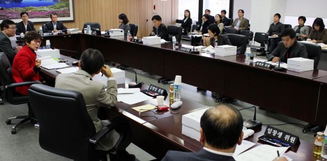 원자력안전위원회 회의(사진출처: 원자력안전위원회)
