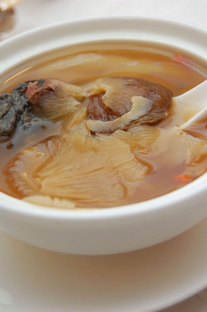상어지느러미 수프