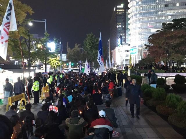 매일매일 서울촛불