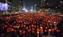 [퇴진행동] 16차 범국민행동의날, 박근혜 즉각 퇴장을 외친 80만의 레드카드