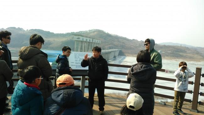 군남댐 홍수 조절지
