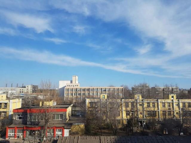 화창한 베이징 전경(사진 유**)