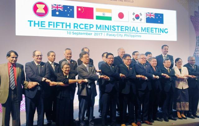 이달 17일부터 28일까지 인천 송도에서 역내포괄적경제동반자협정(Regional Comprehensive Economic Partnership, RCEP) 제20차 협상이 진행 중이다. 그리고 이는 수십억 명의 삶에 악영향을 미칠 것이다 / 사진=산업통상자원부 제공