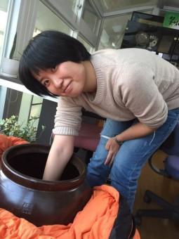 """[후기]가을, 신입회원 모임 """"술금술금"""" 부의주 빚기"""