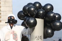 [성명서]삼척화력 석탄발전소 용인하겠다는 산업통상자원부의 직무유기 도를 넘었다