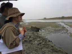 [현장소식] 영산강이 봄을 맞을 준비를 하고 있습니다.