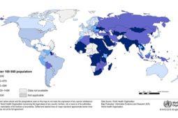 [장재연의 미세먼지이야기 18] WHO(세계보건기구) 미세먼지 질병부담 국가 순위