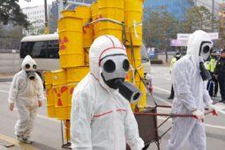 사진으로 보는 후쿠시마 핵발전소 사고 8주기 탈핵 행사