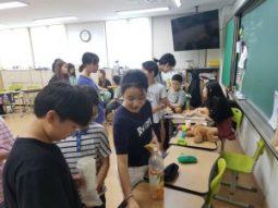 [후원후기]  산마루초등학교에서 알뜰나눔장터 수익금을 후원해주셨습니다 ^^
