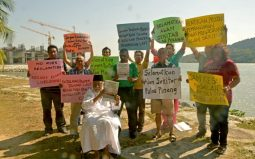 [지구의 벗] 말레이시아 해안 생태계 훼손하는 주범