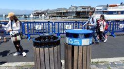 [플라스틱바다]비닐봉지, 빨대 금지한 캘리포니아