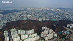 [보도자료] 대설(大雪)에 진행된 천안 일봉공원 지키기 인간 띠 잇기 행사