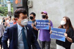 """[보도자료] 경인운하공대위, """"송영길 의원은 환경부에 대한 정치적 외압 중단하라"""""""