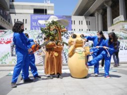 [보도자료] 도시공원일몰제 D-30, 서울, 부산 등에서 보전녹지 지정 촉구 기자회견 및 1인 시위 열려