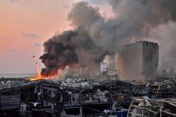 [화학물질] 레바논 베이루트 폭발원인 질산암모늄, 우리는 안전할까?