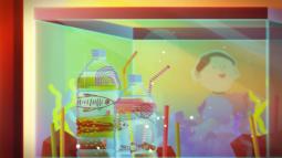 [플라스틱제로 캠페인] 박영민作 – 1편. Dinner (식사)- 물고기를 먹었더니…? / 2편. Journey(여행)- 무심코 버린 해변쓰레기, 어디로 갈까?