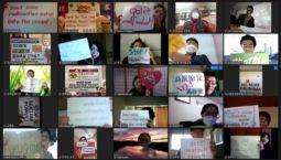 [보도자료] 후쿠시마 핵사고 10주년, 한일 양국 150여 명 참여자와 함께 한일 공동행동 선포식 진행
