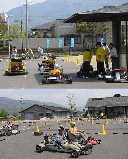 ▲ 일본에서 열린 유채미니카 대회ⓒ 대전시민환경연구소 최충식