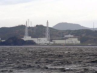 토후쿠 전력 온나가와 원자력 발전소 (출처:Wikipedia)